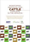 Monitoring Protocol for Cattle Suppliers in the Amazon