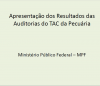 MPF's Results of Audits in 2019 - Presentation (in Portuguese)