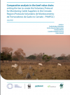 COMPARATIVE ANALYSIS IN THE BEEF VALUE CHAIN: SETTING THE BAR TO CREATE THE VOLUNTARY PROTOCOL FOR MONITORING CATTLE SUPPLIERS IN THE CERRADO REGION – Draft 1 for consultation – July, 2021