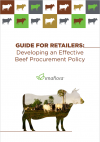 Guide for Retailers: Developing an Effective Beef Procurement Policy